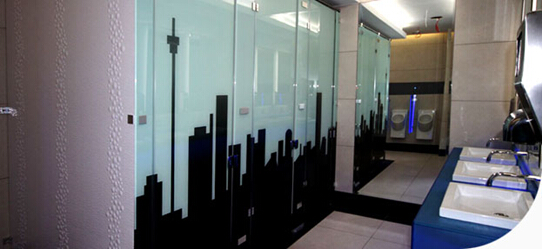 all glass toilet cubicles are to custom order only allow 120 days from order to delivery curved or straight toughened glass cubicles are available