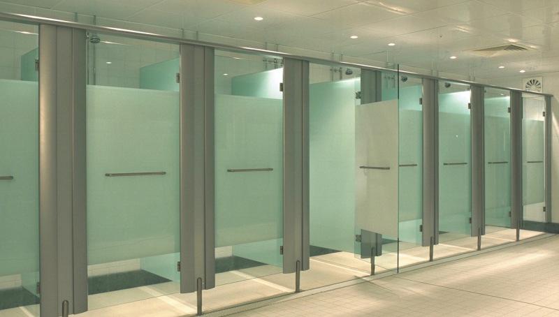Trent Glass Glass Toilet Cubicles Manufacturer Supplier